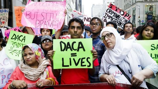 Ending DACA Hurts Dreamers and Makes No Economic Sense