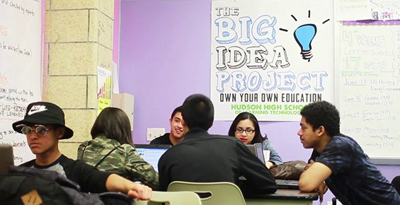The Big Idea: Student-Centered Learning in New York City High Schools